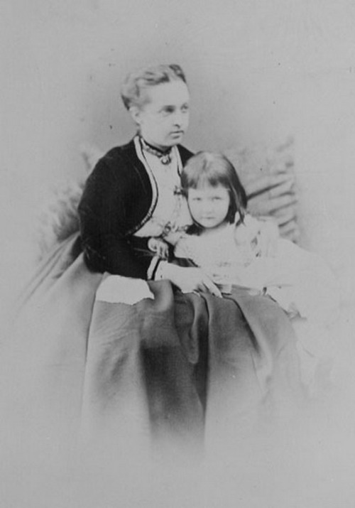 Mrs. Alice Maud Kitchin and Alexandra