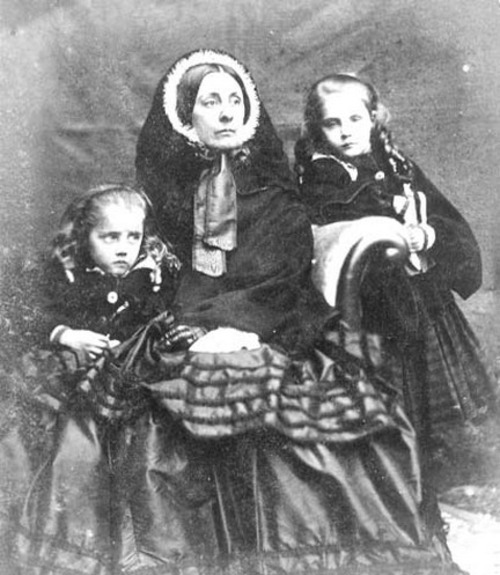 Mrs. Harington and Children
