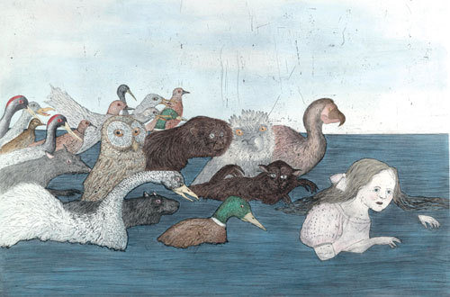 Kiki Smith - Hugo Strikes Back!